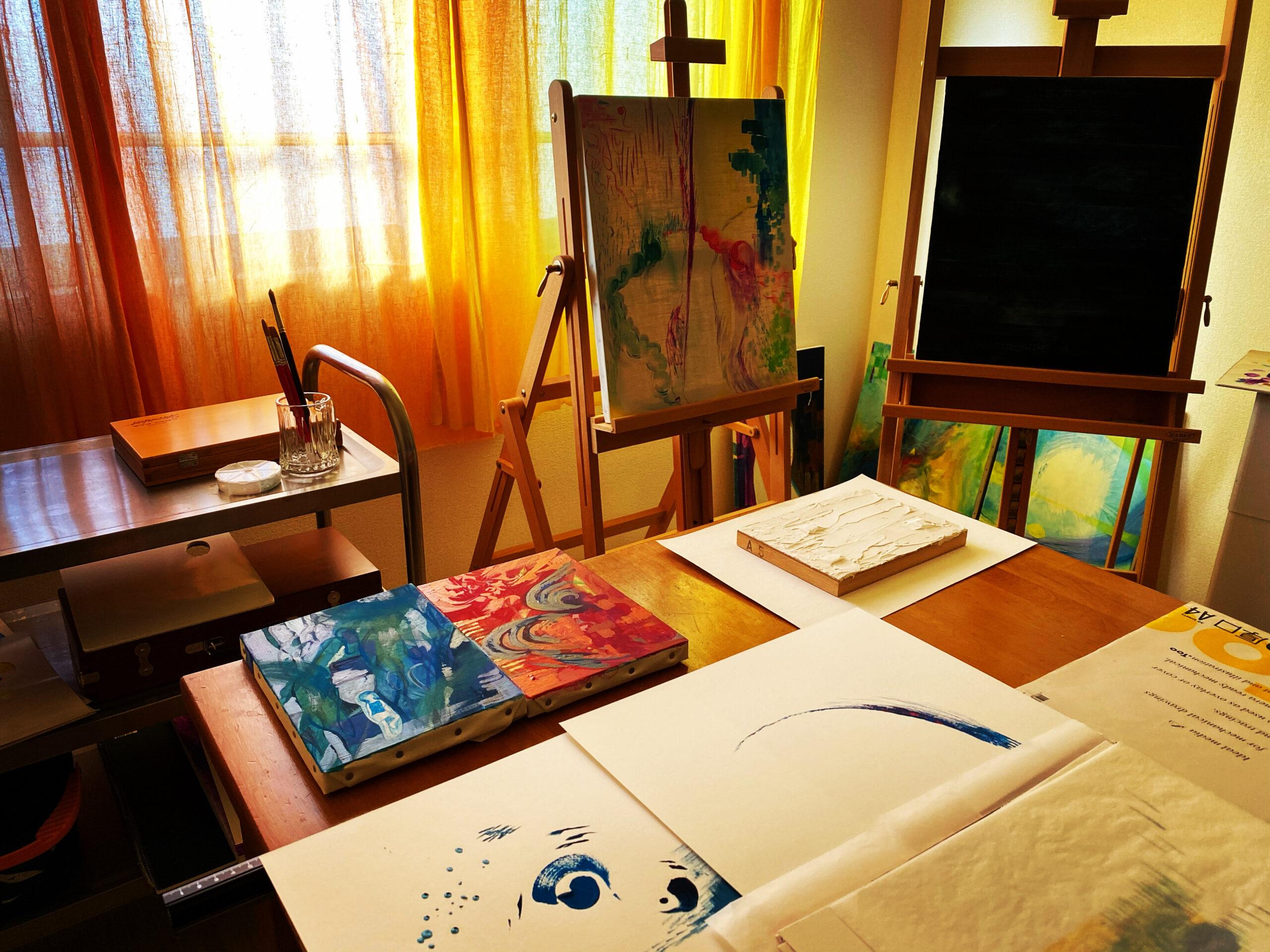 アートの力で能力を引き出す